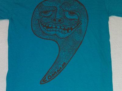 Comma Man T-shirt main photo