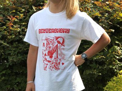 Deuteronomy t-shirt 2013 Tour main photo