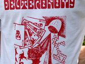 Deuteronomy t-shirt 2013 Tour photo