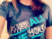 ____ ALL THE ____ (Womens Blue) photo