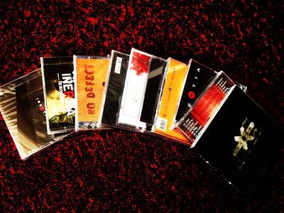 INERTIA 11 CD Collection main photo
