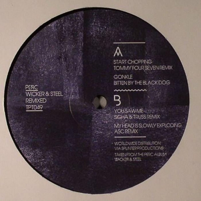Wicker Amp Steel Remixed Ep1 Perc Trax