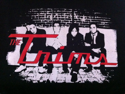 The Trims Band Logo Mens Shirt main photo