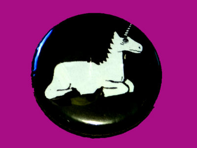 Thorazine Unicorn pin main photo