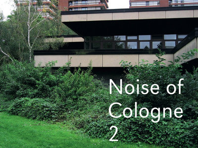 V.A. – Noise of Cologne 2 (CD Sampler) main photo