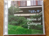V.A. – Noise of Cologne 2 (CD Sampler) photo