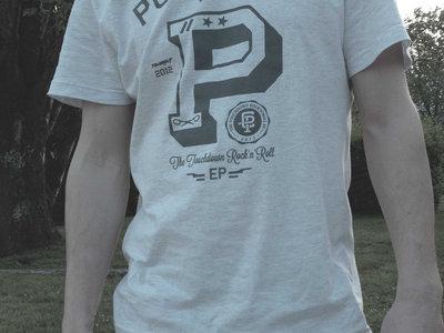 """"""" The touchdown rock'n'roll EP """"   T-shirt main photo"""
