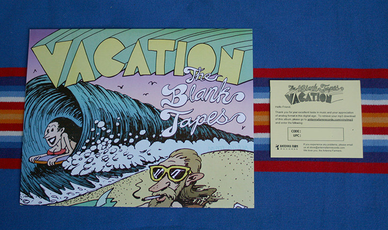 Vacation The Blank Tapes