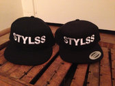 STYLSS Hat [FITTED or SNAPBACK] photo