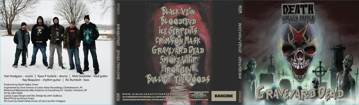 Black Vein | Diminished Fifth Records
