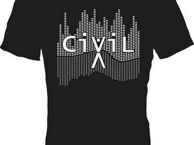 CiViLX GLOW T-Shirt main photo