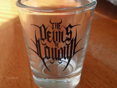 Devils of Loudun Shotglass main photo