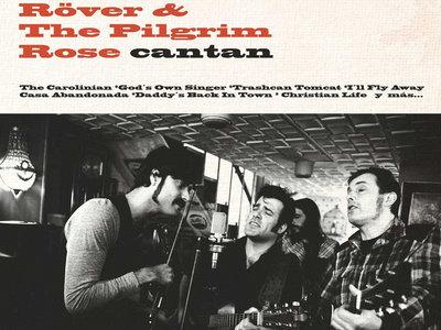 "CD - Hendrik Röver & The Pilgrim Rose ""cantan"" main photo"