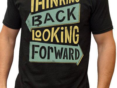 "Panacea ""Thinking, Back, Looking Forward"" Tee main photo"