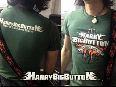 HarryBigButton Official T-Shirt main photo