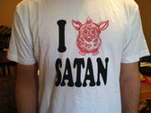 I [Furby] Satan T-shirt photo