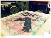 Torto & Srosh Ensemble Limited Silk Screen Print 50x70cm photo