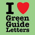 I Love Green Guide Letters image