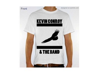 Kevin Conroy & The Band T-Shirt main photo