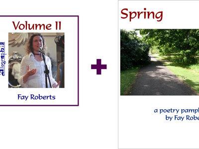 Bundle Deal - Volume II CD + Spring Pamphlet main photo