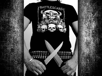Battlescars T-shirt main photo