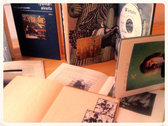 bookville book with 3 songs and video photo