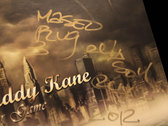 "EXCLUSIVE! State your game 12"" with Maseo (De La Soul) Autograph. photo"