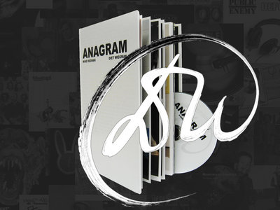 EXCLUSIVE! ANAGRAM (hardcover book/DVD) Signed by Diet Wiegman main photo