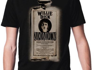 Zoomdum T-shirt Black main photo