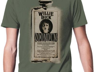 Zoomdum T-shirt Green main photo