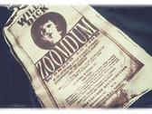 Zoomdum T-shirt Green photo