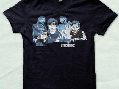 Total Rocketboys T Shirt main photo