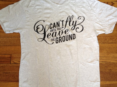 """Leave the Ground"" Unisex T-Shirt main photo"
