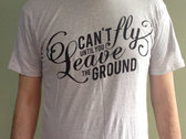 """Leave the Ground"" Unisex T-Shirt photo"