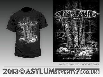 Album Cover T-Shirts main photo