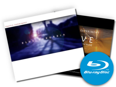Blue Suburbia [Special Edition] - CD & Blu-ray main photo