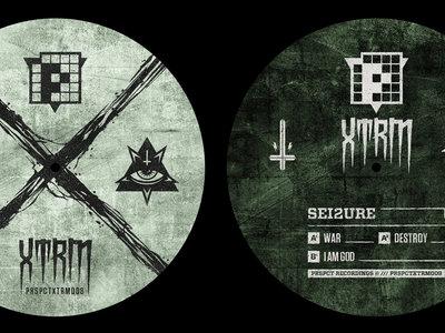 "PRSPCT XTRM 008 by Seizure on 12""Vinyl main photo"