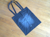 100% cotton screen printed Tote bag 140g photo
