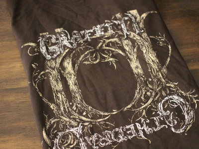 Graffiti Cathedral T-shirt main photo