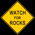 Watch for Rocks image