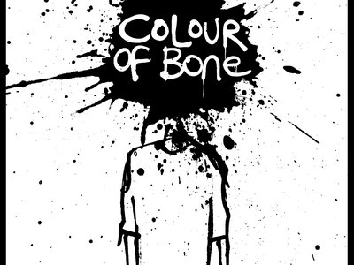 Colour Of Bone White T-Shirt main photo