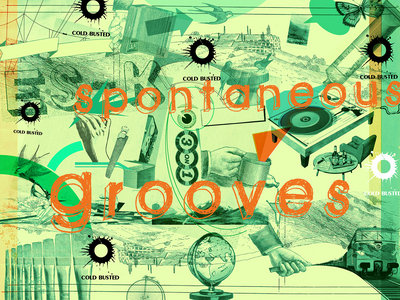 Es-K - Spontaneous Grooves Poster main photo