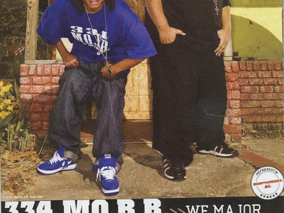 334 MO.B.B. (Here In The Gutta) T- Shirts | As seen in XXL Magazine main photo