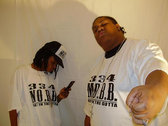 334 MO.B.B. (Here In The Gutta) T- Shirts | As seen in XXL Magazine photo