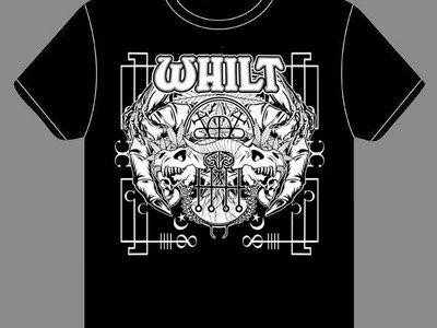 Black WHILT Tshirt main photo