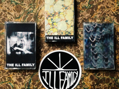 ILL FAMILY Cassette Collection main photo
