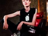 Jazz & Milk T-Shirt black + free dl photo