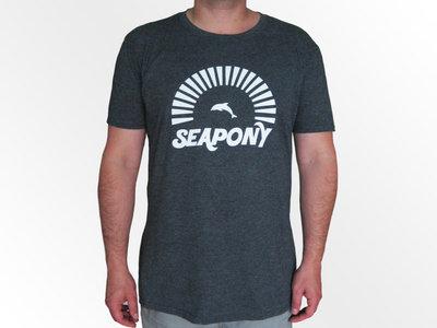 Heather Gray Seapony T-shirt main photo