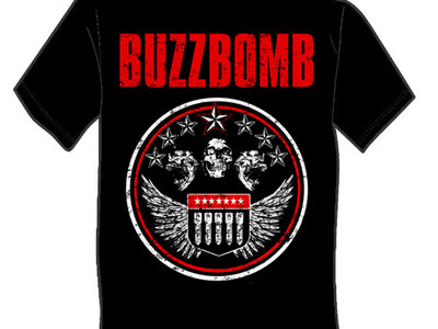 BUZZBOMB 'CREST' T-SHIRT main photo