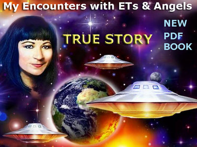 LOOK UP - My Encounters with ETs and Angels - Pdf BOOK main photo